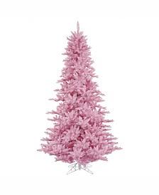 Vickerman 3' Pink Fir Artificial Christmas Tree Unlit