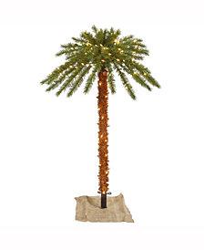 Vickerman 6' Outdoor Palm Artificial Tree