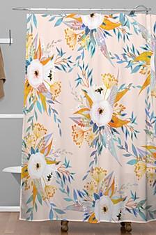 Iveta Abolina Benedetta Garden II Shower Curtain