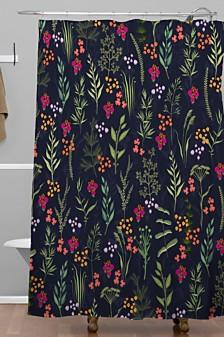 Deny Designs Iveta Abolina Margaux Shower Curtain
