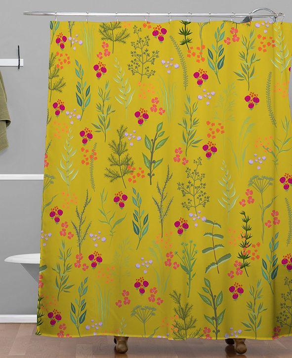 Deny Designs Iveta Abolina Margaux VI Shower Curtain