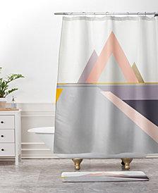 Deny Designs Iveta Abolina Rose Blush Bath Mat