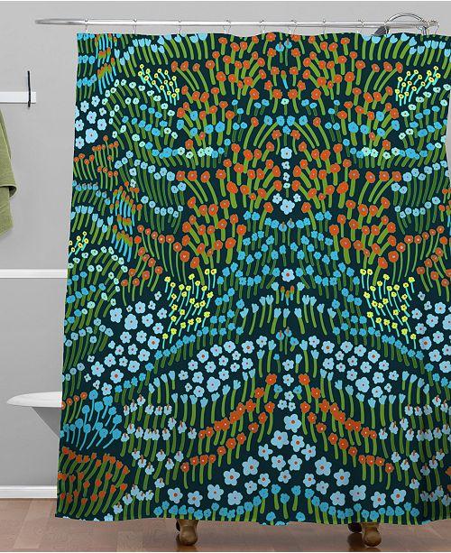 Deny Designs Iveta Abolina Bette II Shower Curtain