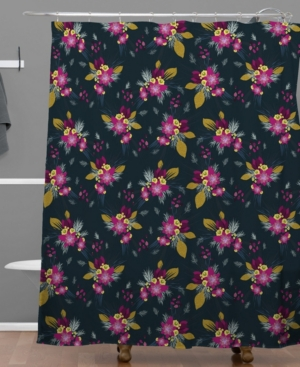 Deny Designs Iveta Abolina Adaliz Shower Curtain Bedding
