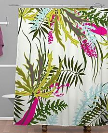 Iveta Abolina Josette Morning Shower Curtain