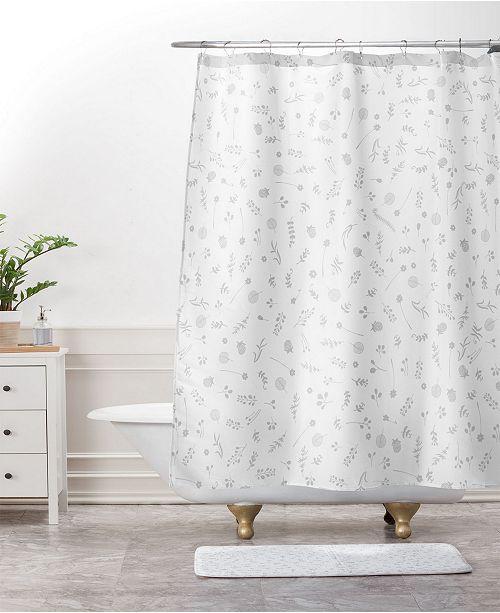 Deny Designs Iveta Abolina Marielle Fog Bath Mat