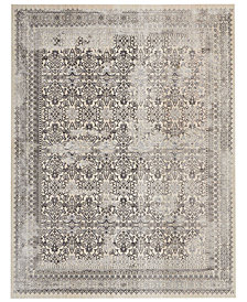 kathy ireland Home KI34 Silver Screen KI342 Grey Area Rug