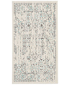 "kathy ireland Home KI34 Silver Screen KI343 2'2"" x 3'9"" Area Rug"
