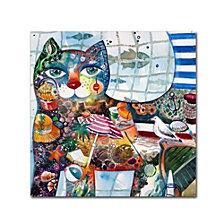Oxana Ziaka 'Summer' Canvas Art Collection