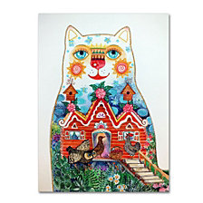 Oxana Ziaka 'Russian Tale' Canvas Art Collection