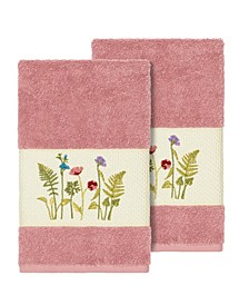 Serenity 2-Pc. Embellished Hand Towel Set