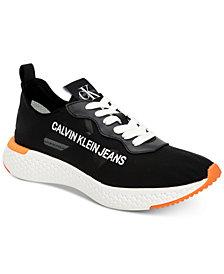 Calvin Klein Women's Alexia CK Jeans Sneakers