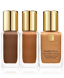 Double Wear Foundation Collection