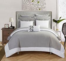 Chic Home Peninsula 7-Pc Twin Comforter Set