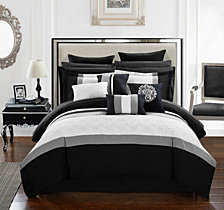 Chic Home Pisa 16-Pc. Comforter Sets