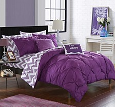 Louisville 9-Pc Full Comforter Set