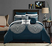 Chic Home Orchard Place 9-Pc King Comforter Set