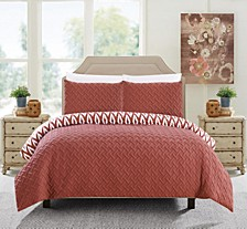 Ora 3-Pc. Comforter Sets