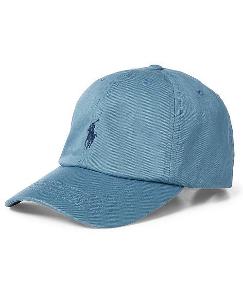 Polo Ralph Lauren Big Boys Cotton Chino Baseball Cap - All Kids ... 68fd097c7fc8