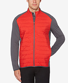 PGA TOUR Men's Ultrasonic Quilted Jacket