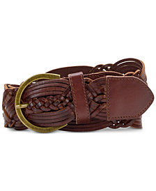 Patricia Nash Braided Catullo Belt