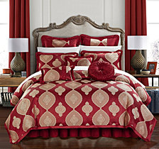 Chic Home Cipriana 9-Pc Queen Comforter Set