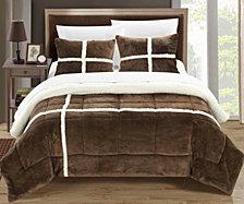 Chic Home Chloe 2-Pc Twin X-Long Comforter Set