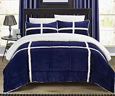 Chic Home Chloe 3-Pc King Comforter Set