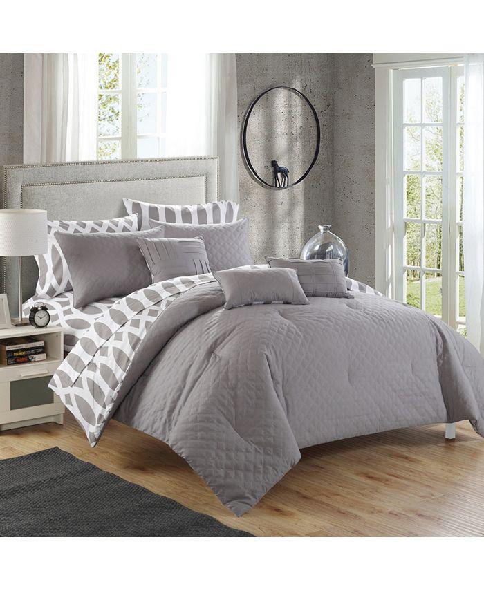 Chic Home - Holland Comforter Set