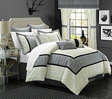 Chic Home Aida 25-Pc King Comforter Set