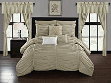 Chic Home Avila 20-Pc Queen Comforter Set