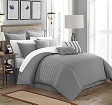 Chic Home Brenton 9-Pc Queen Comforter Set