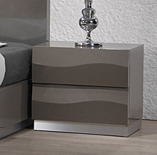 Bella Luna 2 Drawer Night Stand