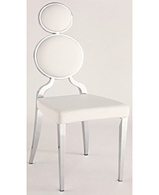 Bella Luna Double Ring Back Side Chair (Set of 2)