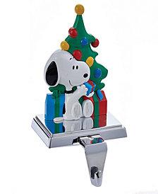 Kurt Adler Snoopy Stocking Holder