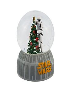 100mm Musical Stormtrooper Decorating Christmas Tree Water globe