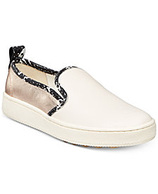 COACH C115 Slip-On Sneakers
