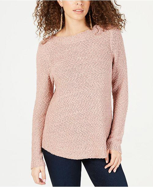 INC International Concepts INC Petite Shine Sweater, Created for Macy's