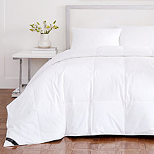 Royalty 233  Thread Count Cotton Allergen Barrier Down Alternative Comforter - Twin
