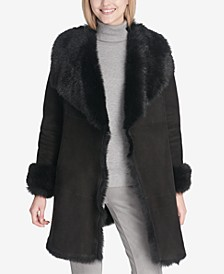 Shearling Toscana Coat