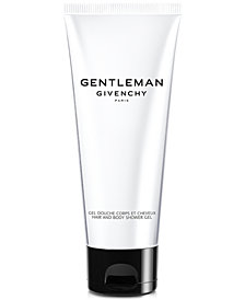 Receive a Complimentary 2.5-oz. Hair & Body Shower Gel with any large spray purchase from the Givenchy Gentleman fragrance collection