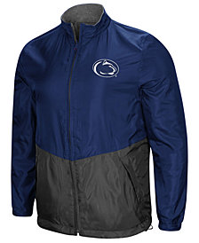 Colosseum Men's Penn State Nittany Lions Halfback Option Reversible Full-Zip Jacket