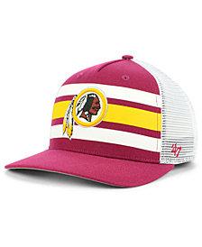 '47 Brand Washington Redskins Team Stripe MVP Cap