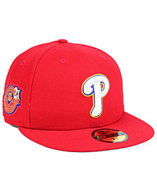 New Era Philadelphia Phillies Trophy Patch 59FIFTY FITTED Cap
