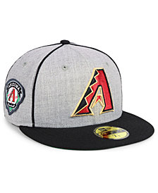 New Era Arizona Diamondbacks Stache 59FIFTY FITTED Cap