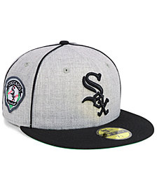 New Era Chicago White Sox Stache 59FIFTY FITTED Cap