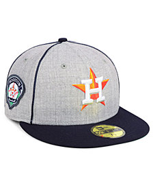 New Era Houston Astros Stache 59FIFTY FITTED Cap