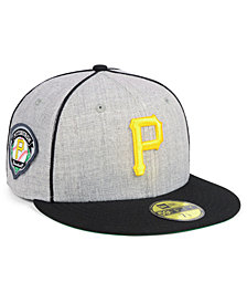 New Era Pittsburgh Pirates Stache 59FIFTY FITTED Cap