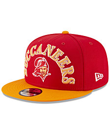 New Era Tampa Bay Buccaneers Retro Logo 9FIFTY Snapback Cap
