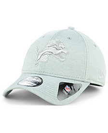 New Era Detroit Lions Tonal Heat 39THIRTY Cap